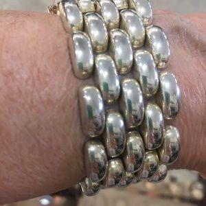 .925 Sterling silver bracelet